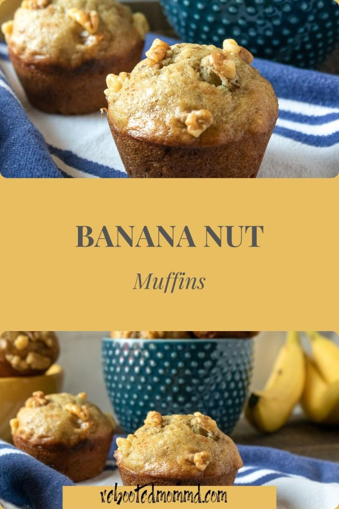 banana nut muffins breakfast