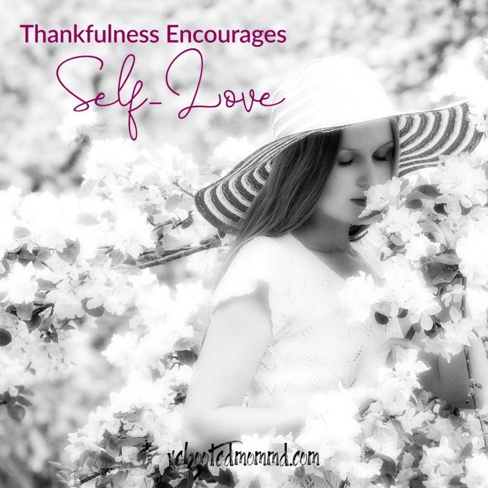self-love gratitude