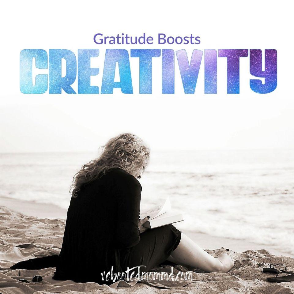 creativity gratitude