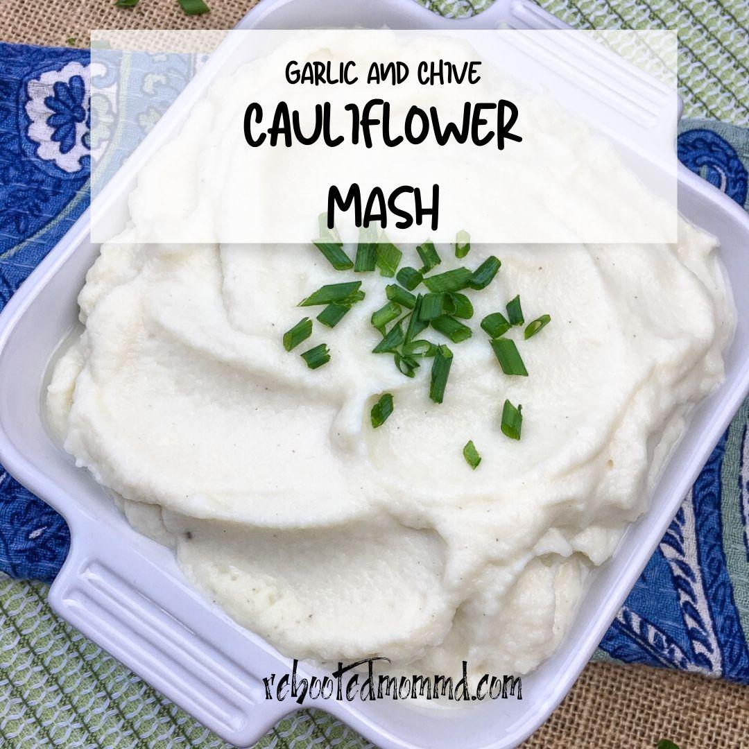 cauliglower mash