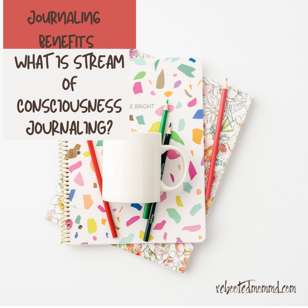 stream of consciousness journaling