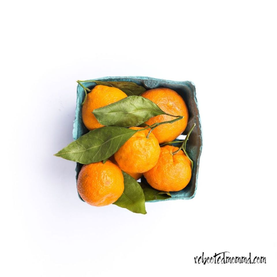 oranges stress