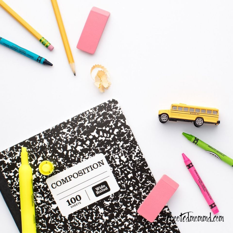 notebook homeschool