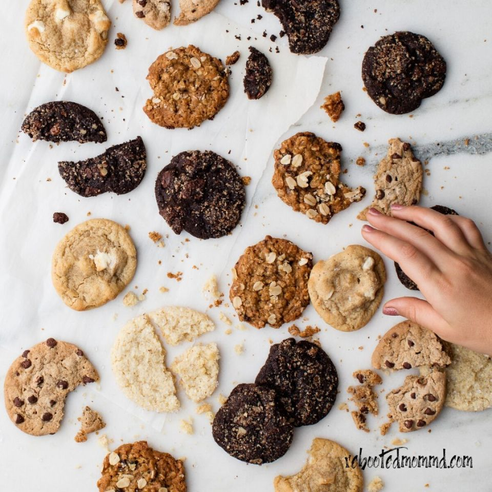 cookies stress eating
