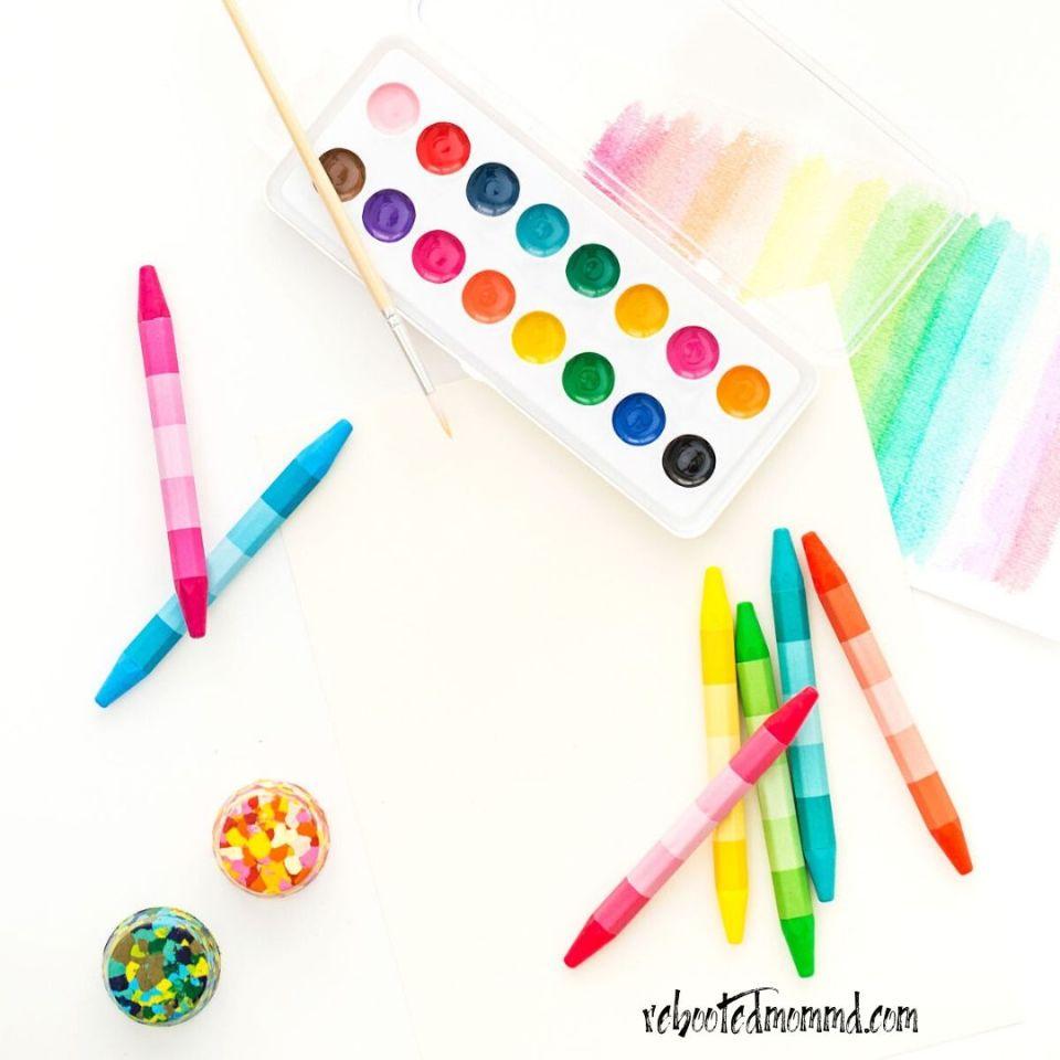 colors homeschooling