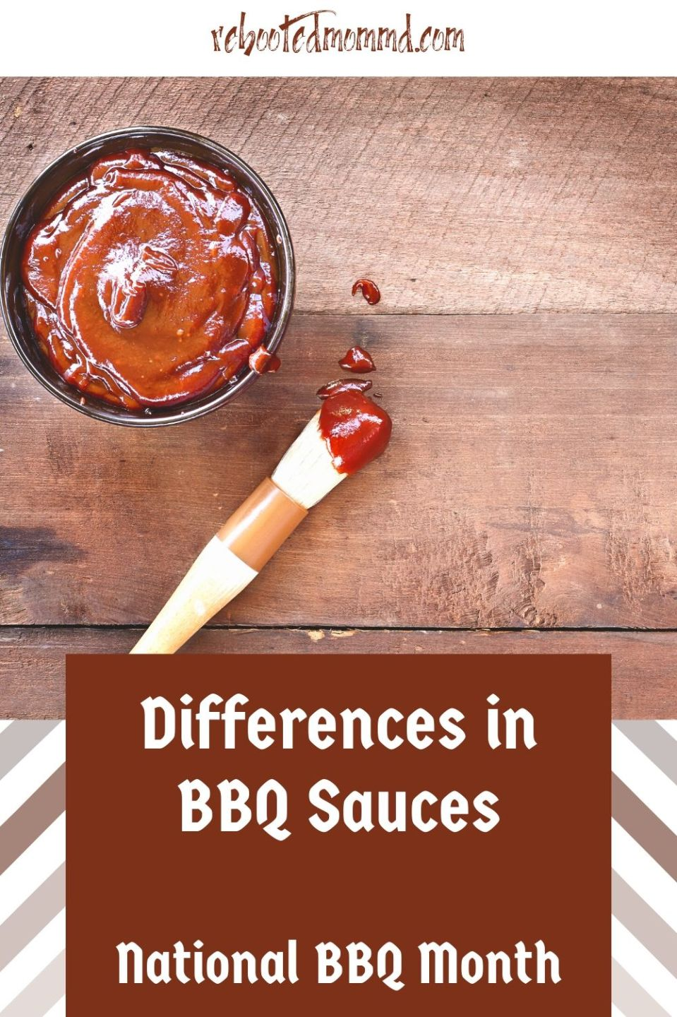 The Difference in Barbecue Sauces