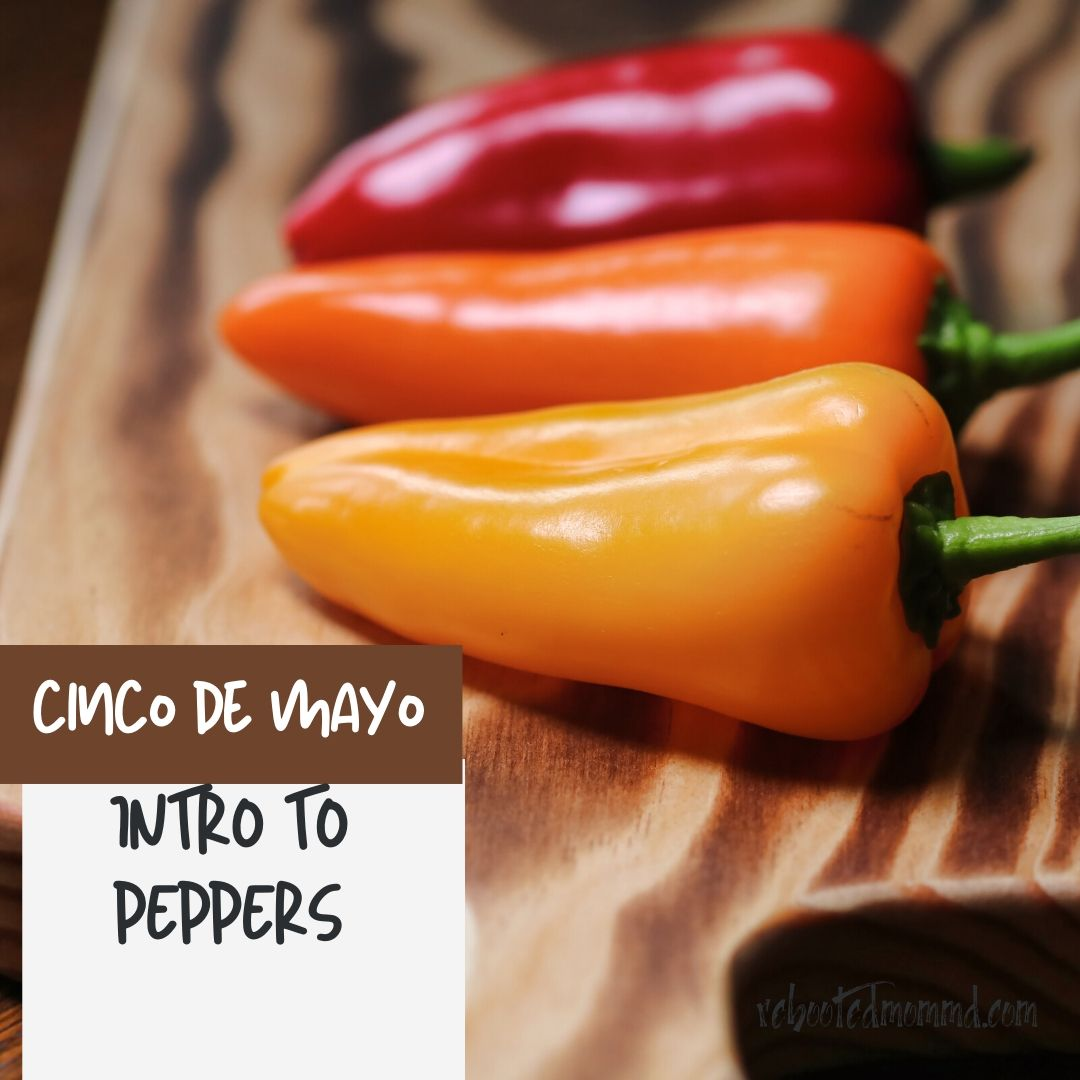 intro to peppers