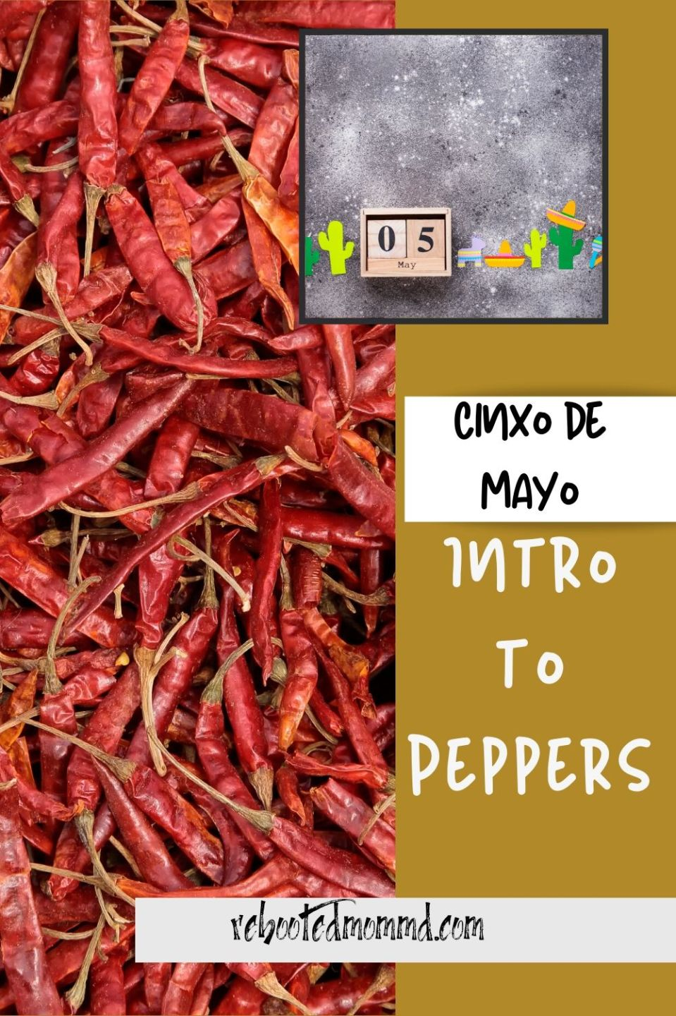 Getting To Know Your Peppers