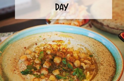 hummus day