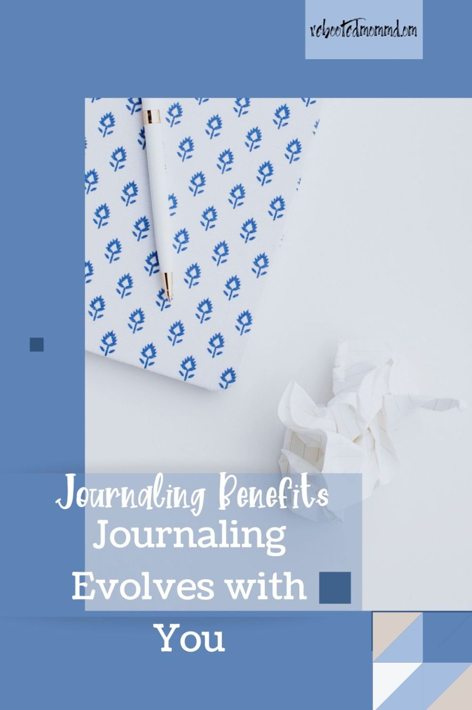 Journaling Evolves With You