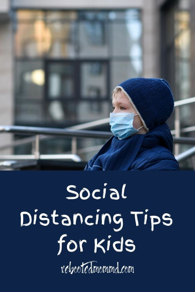 social distancing for kids