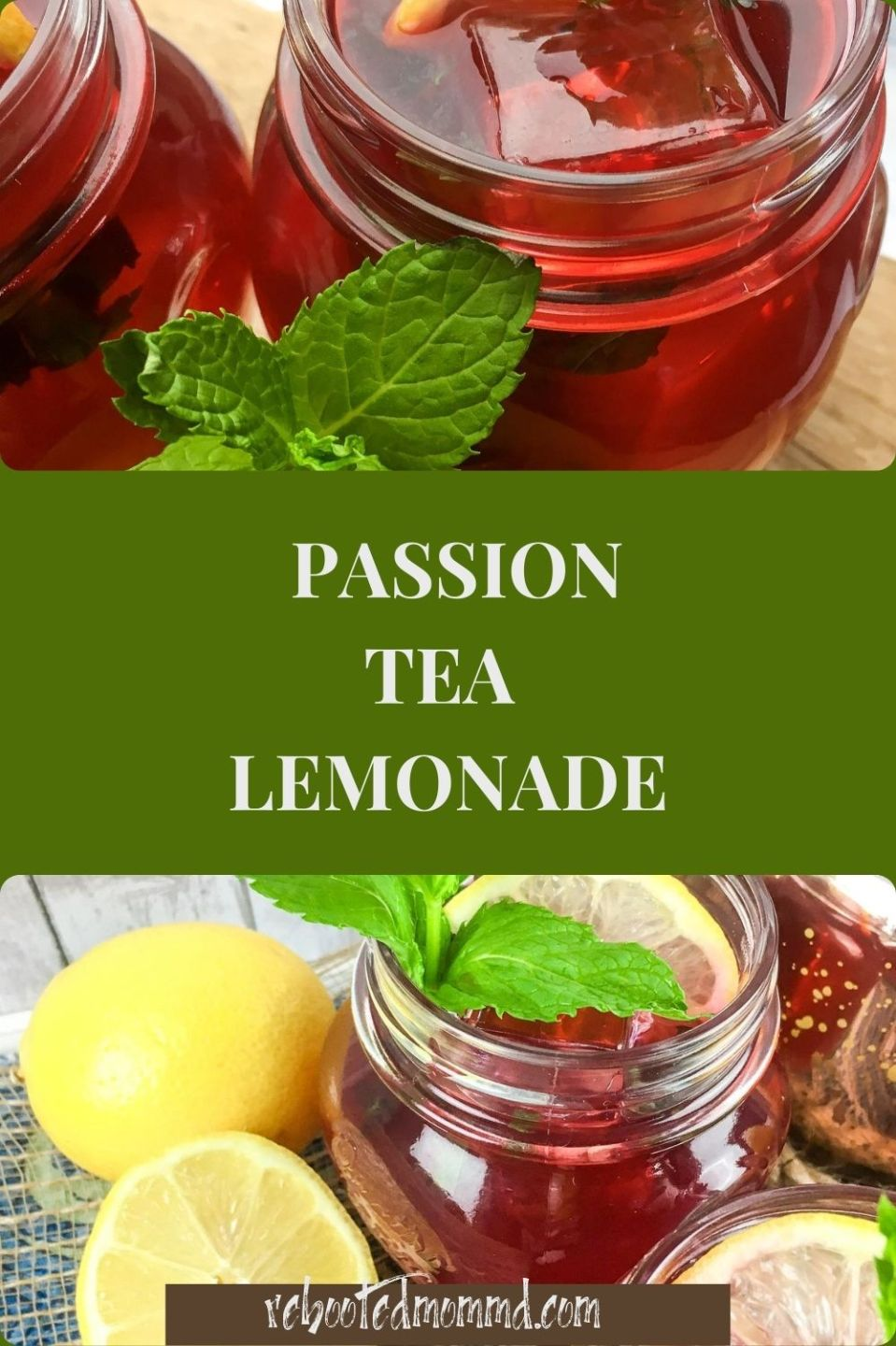 Celebrate Lemonade Day with Passion Tea Lemonade!