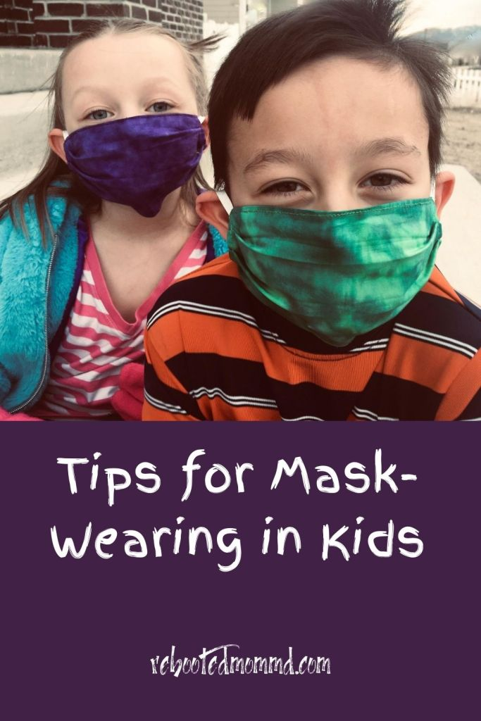 masks children