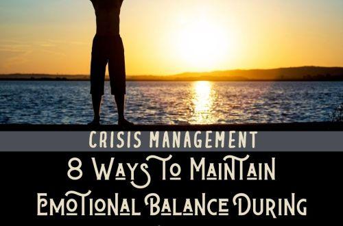 emotional balance