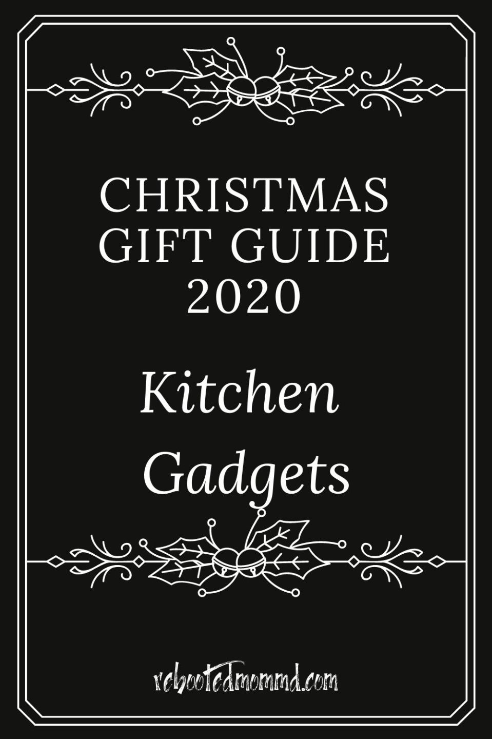 Christmas Gift Guide 2020: Kitchen Gadgets