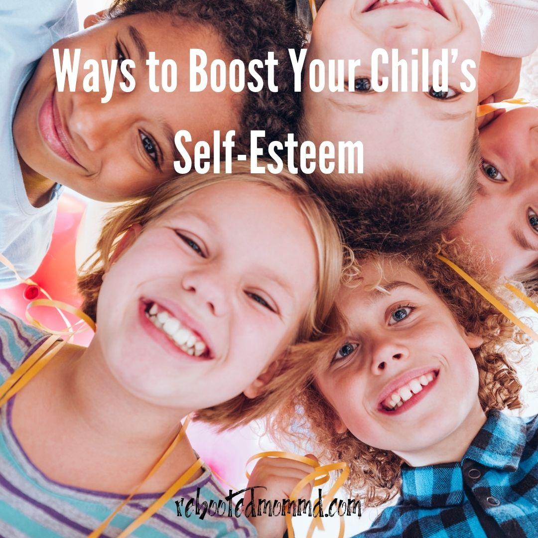 child self-esteem