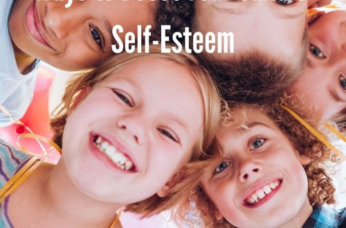 child self-esteem