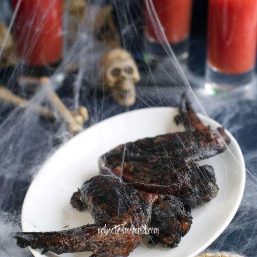 bat wing dinner