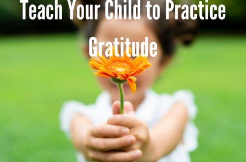 kids gratitude