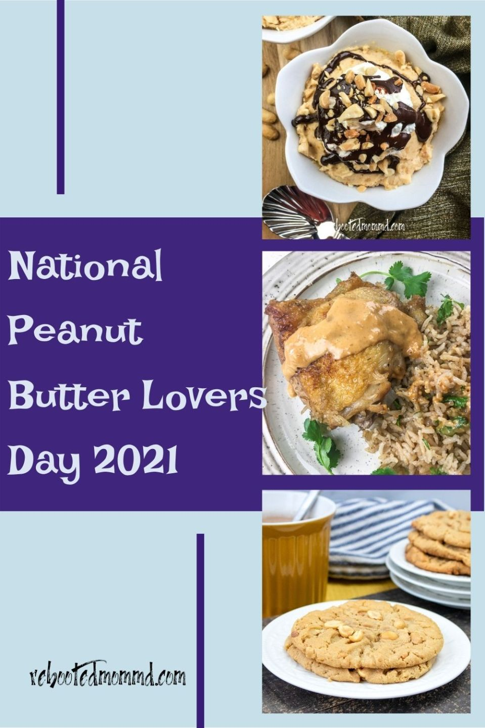 It\'s National Peanut Butter Lover\'s Day 2021