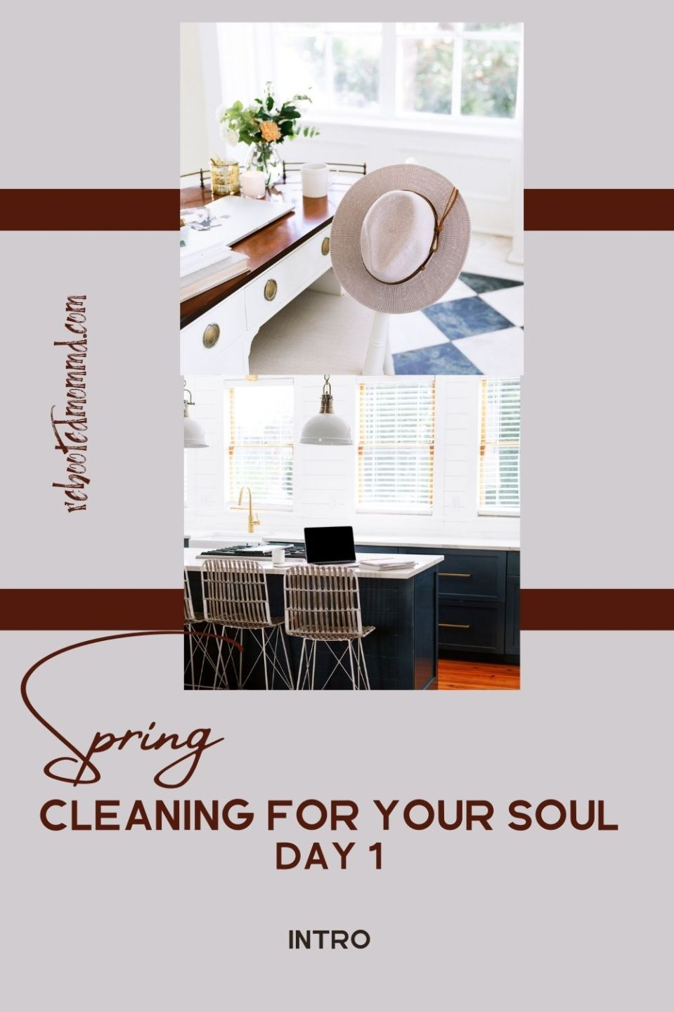 Spring Cleaning for Your Soul, Day 1: Freshen Up Your Perspective