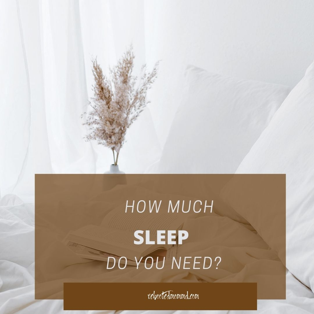 how much sleep
