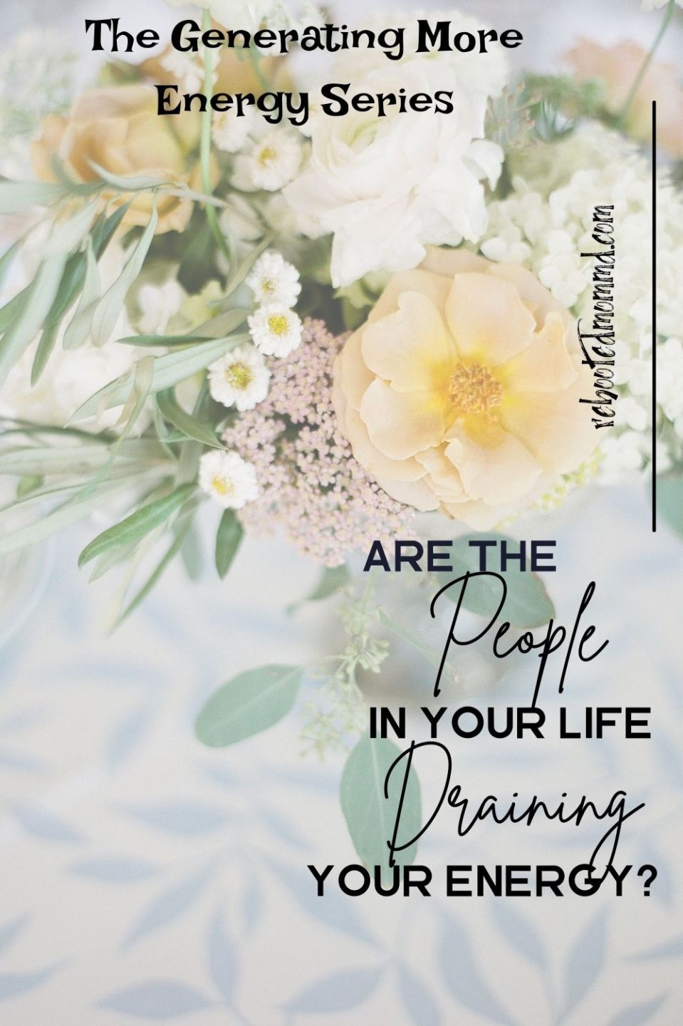 Are the People in your Life Draining your Energy?