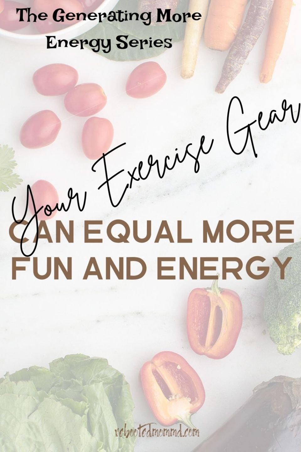 The Right Exercise Gear Equals More Fun and More Energy