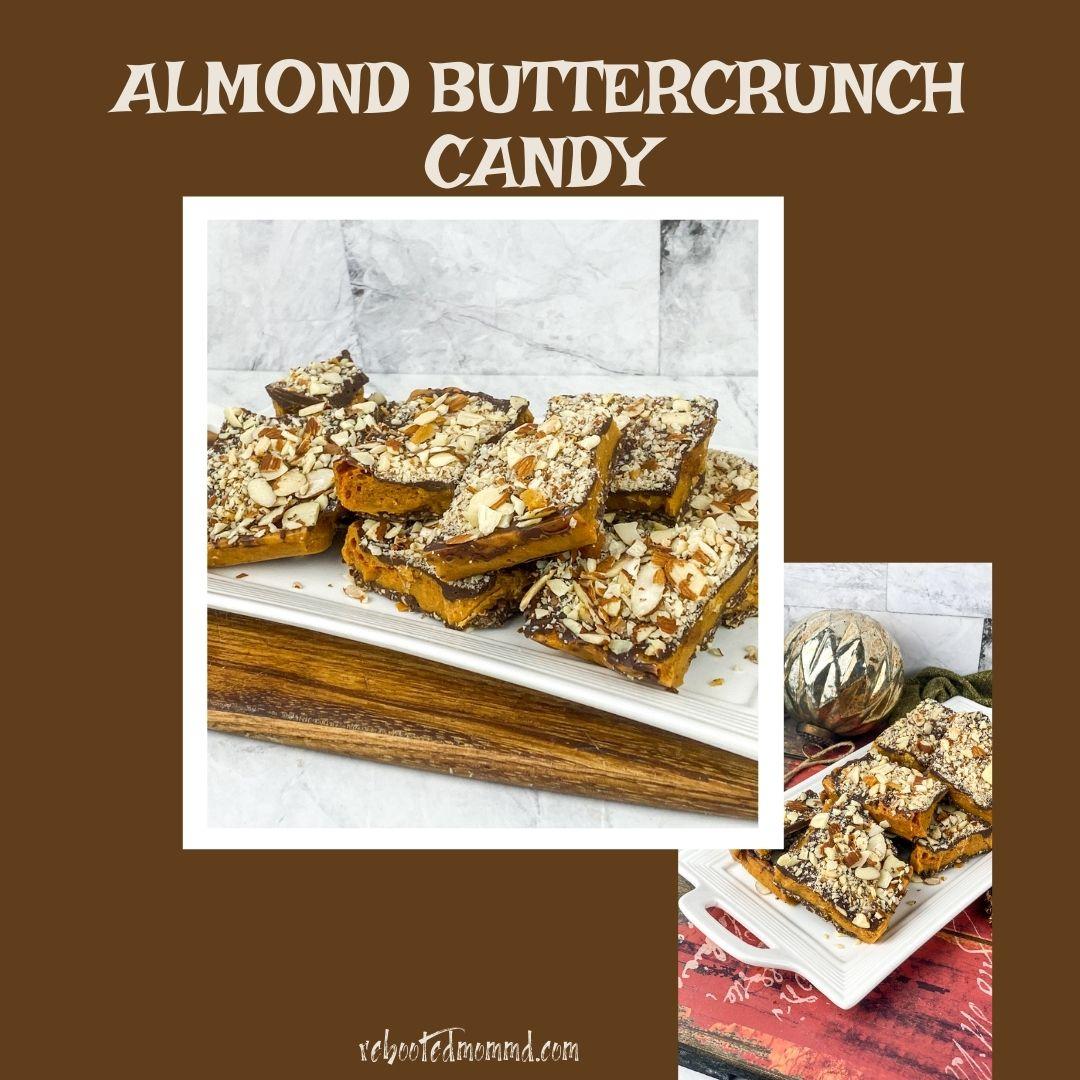 almond buttercrunch candy