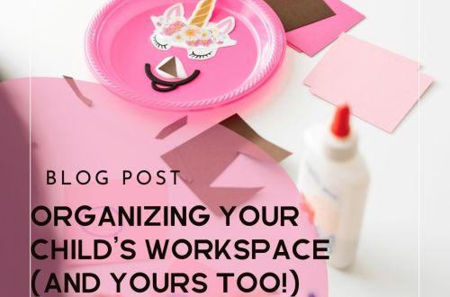 organization kids workspaces