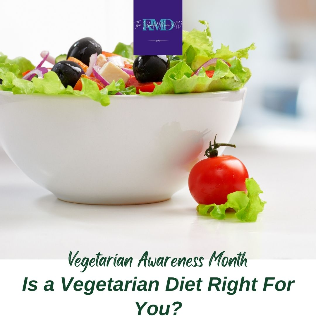 vegetarian diet for you