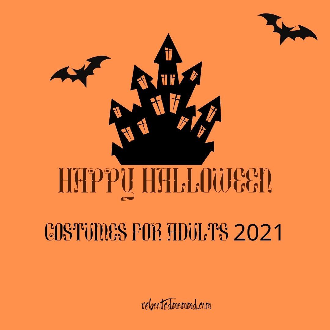 adult Halloween costumes 2021