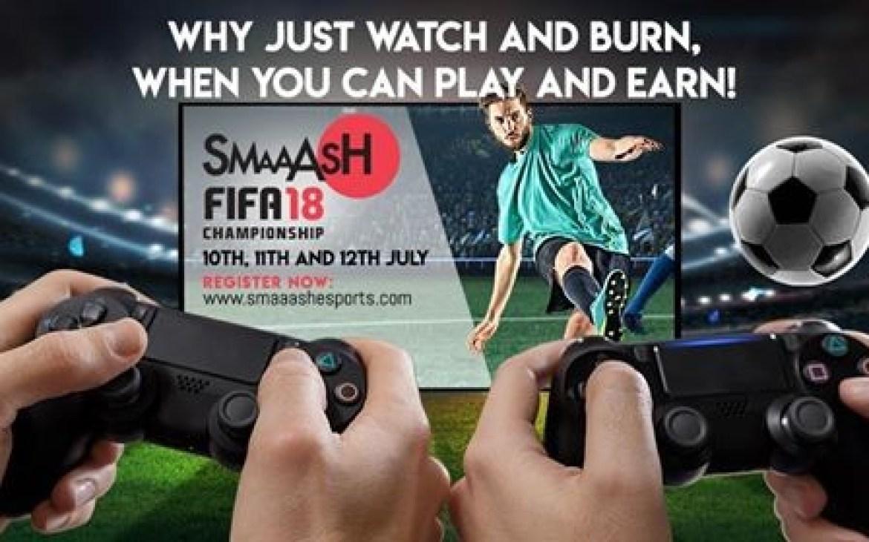 Smaaash Fifa18 Championship