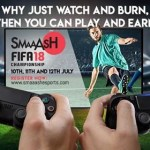 Smaaash Fifa18 Championship Hosted By SMAAASH