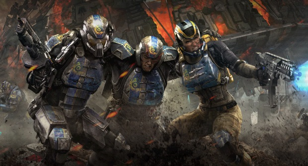 Why you should Play Planetside2?