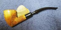 Cleaning a Meerschaum pipe | rebornpipes