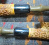 cleaning a rusticated meerschaum pipe | rebornpipes