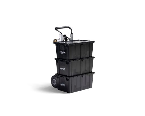 upright moving dolly made of aluminum can carry 800lbs for easy loading and unloading