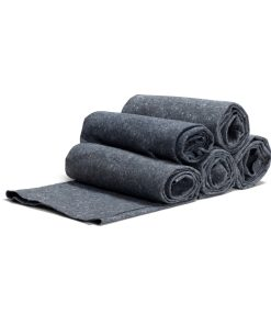 100% recycled content reusable moving blankets