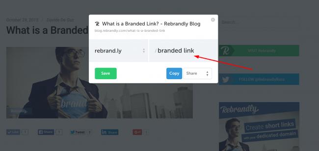 branded rebrandly