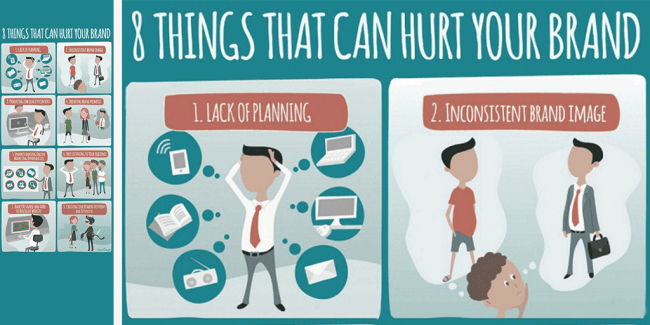 8 Things That Can Hurt Your Brand