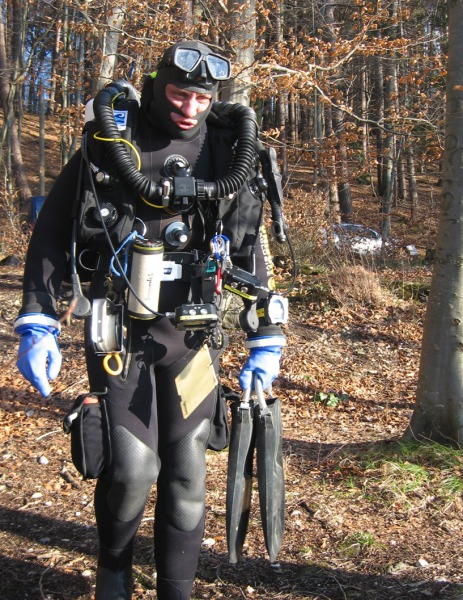 Where Is The Rebreather In The Forest : where, rebreather, forest, Helmuth, Biechl, Juergensen, Marine