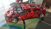 LEGO MOC-3898 McLaren P1 (Technic 2015) | Rebrickable ...