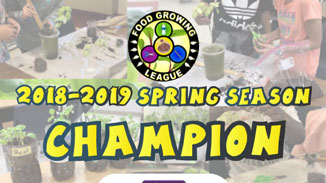 Championship Round – Food Growing League 2018-19 Spring Season – ReBuildUp