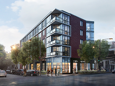 Centrum Partners Begins Development On 36 Unit Mixed Use Apartment Building Near Chicago