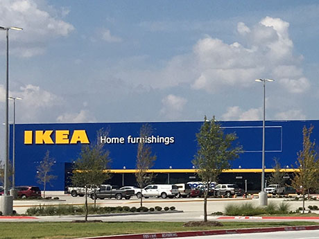 ikea to open 290 000 sf store in grand