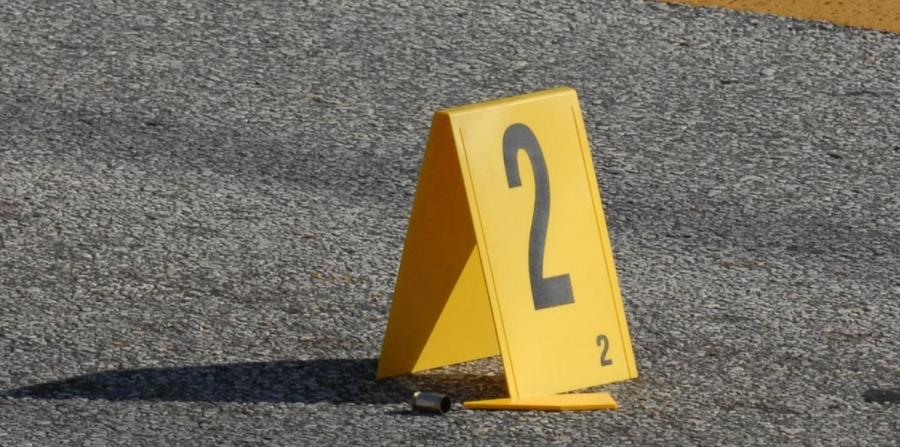El asesinato se reportó a eso de las 6:12 a.m. de hoy. (GFR Media) (horizontal-x3)