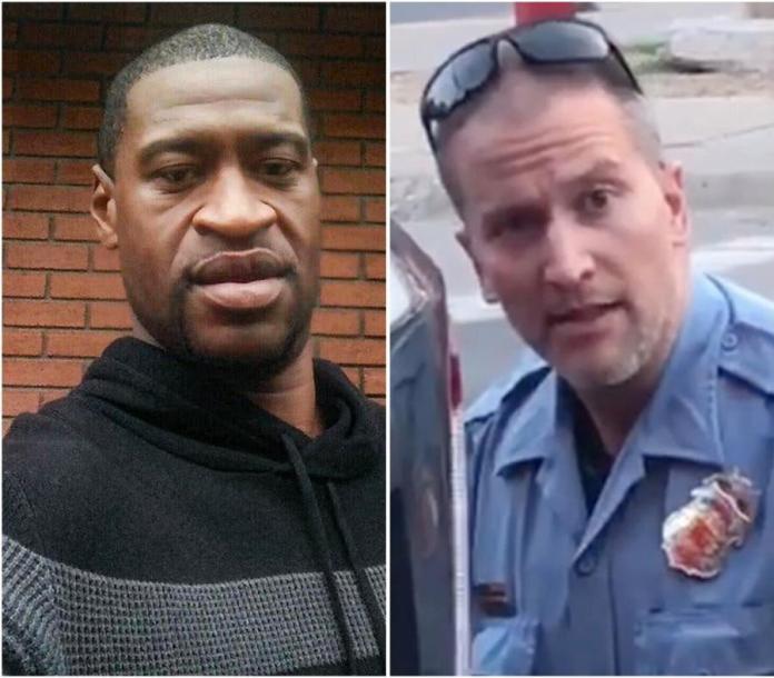 Esposa de agente imputado del asesinato de George Floyd le pide el ...