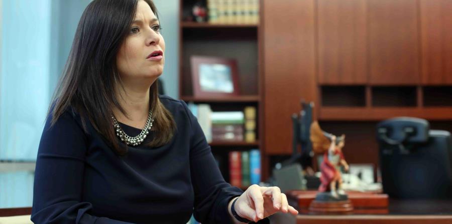 La jueza del Supremo, Maite Oronoz Rodríguez,  sostiene que el proyecto 775 puede generar inestabilidad jurídica en caso de que sea aprobado por ambas cámaras. (horizontal-x3)