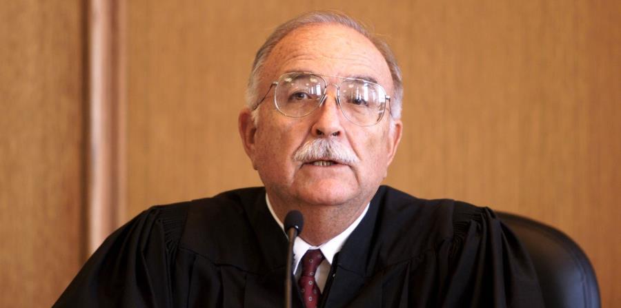 Juan R. Torruella es juez del Primer Circuito de Apelaciones federales en Boston. (horizontal-x3)
